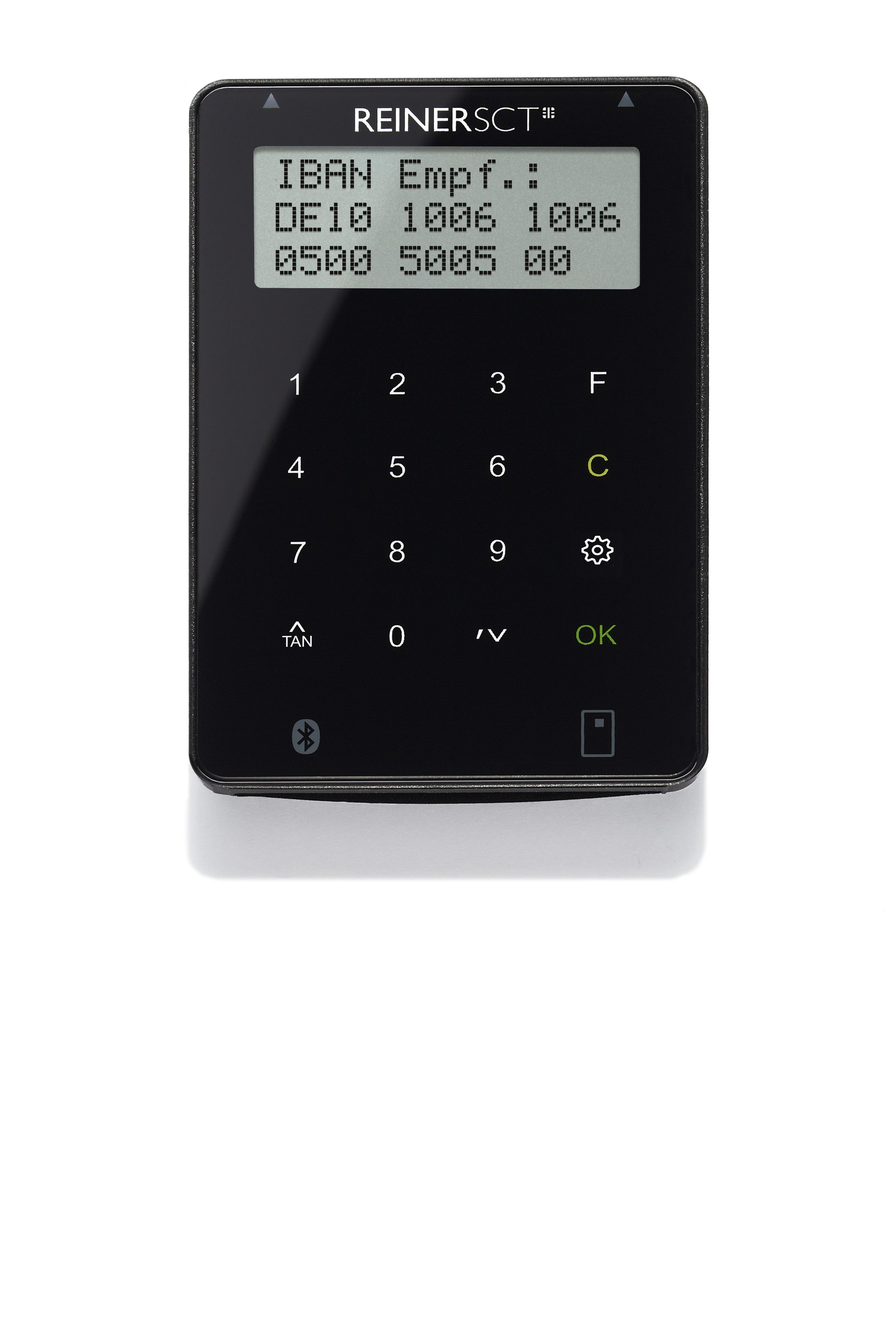 Reiner SCT tanJack® Bluetooth