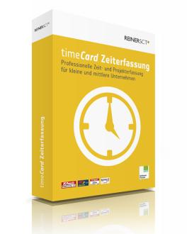 ReinerSCT TimeCard Zeiterfassung