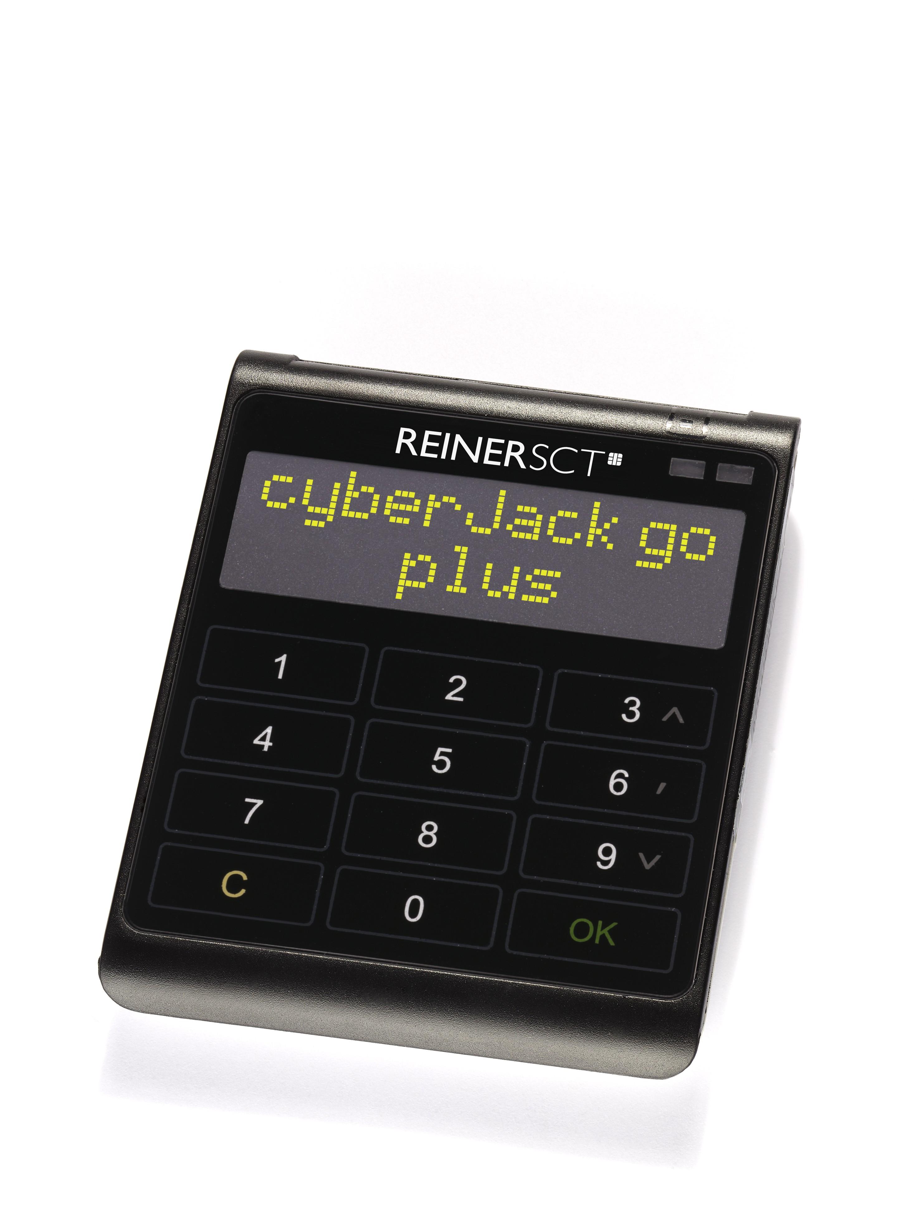 Cyberjack go