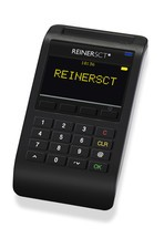 Reiner SCT timeCard select Terminal