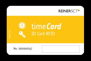 Reiner SCT Transponder Chipkarte RFID DES